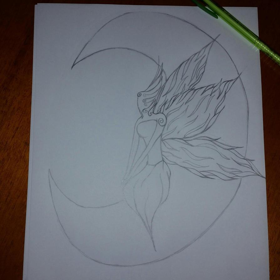 Night Fairy 1 by Adraya