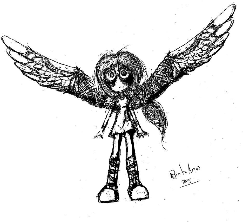 Angelita redesigned by Bioteknos