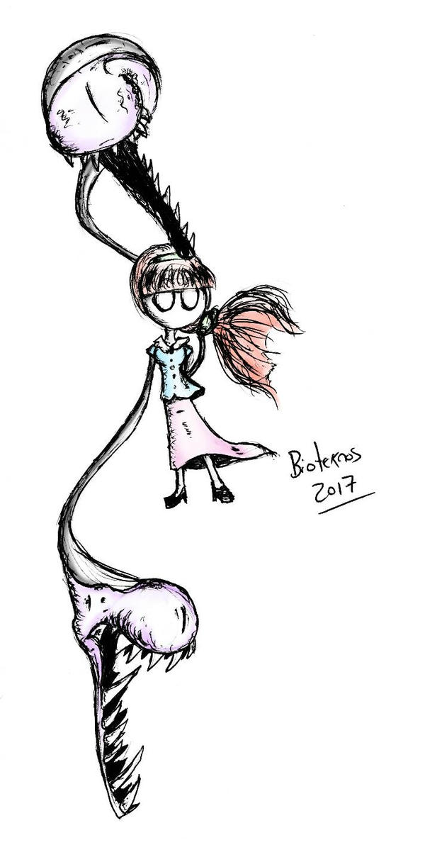 Creatures of the Boredom: Cindy Lou by Bioteknos