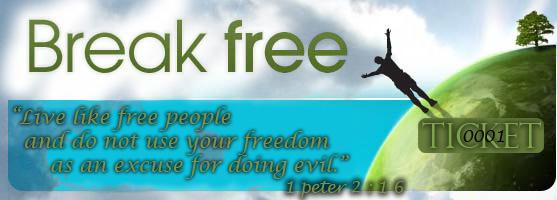 Break Free by earlkyo