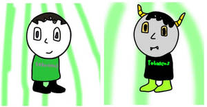 Tobuscus human and troll