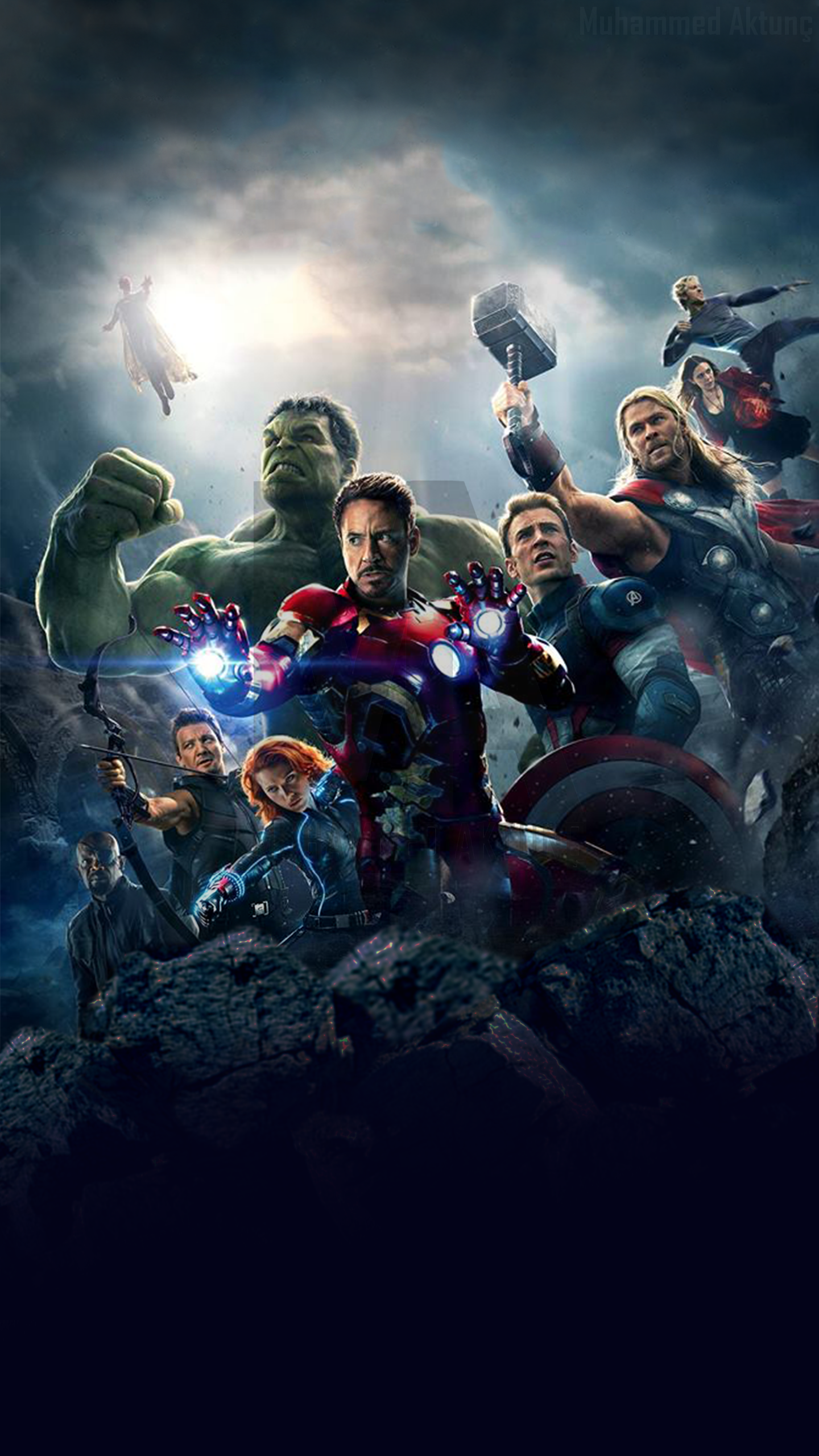 Marvel S Avengers Age Of Ultron Wallpaper For G3 By