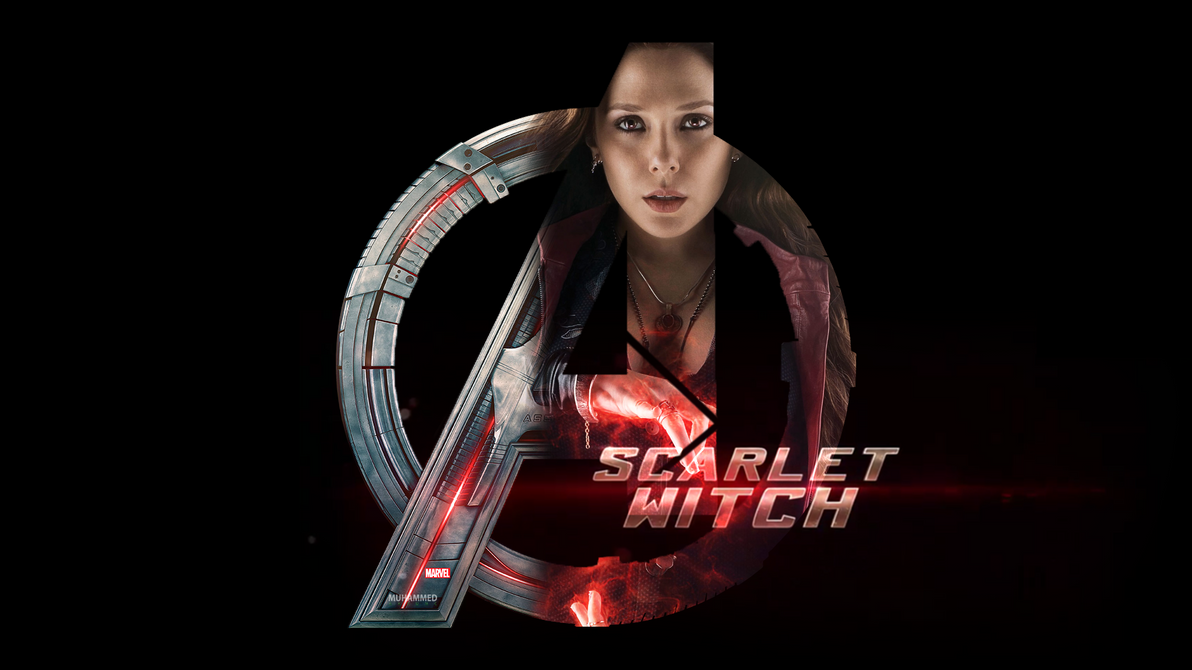 MARVELs Avengers Age of Ultron Scarlet Witch by muhammedaktunc