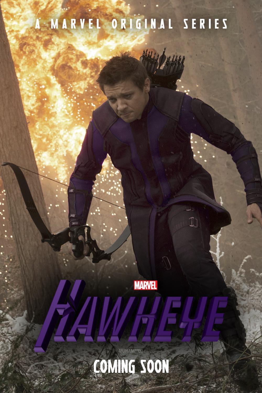 hawkeye movie poster