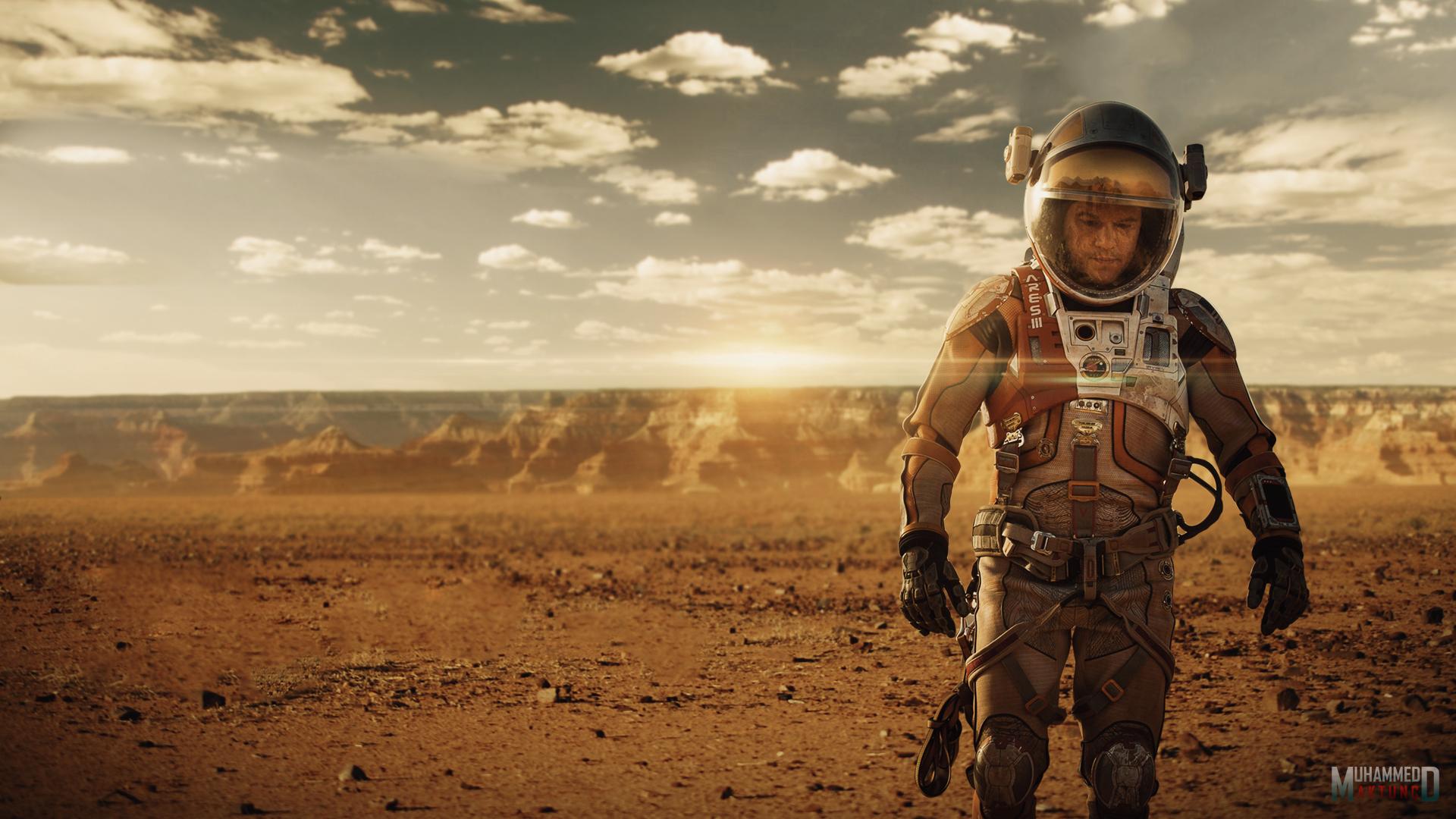 The Martian Wallpaper ...