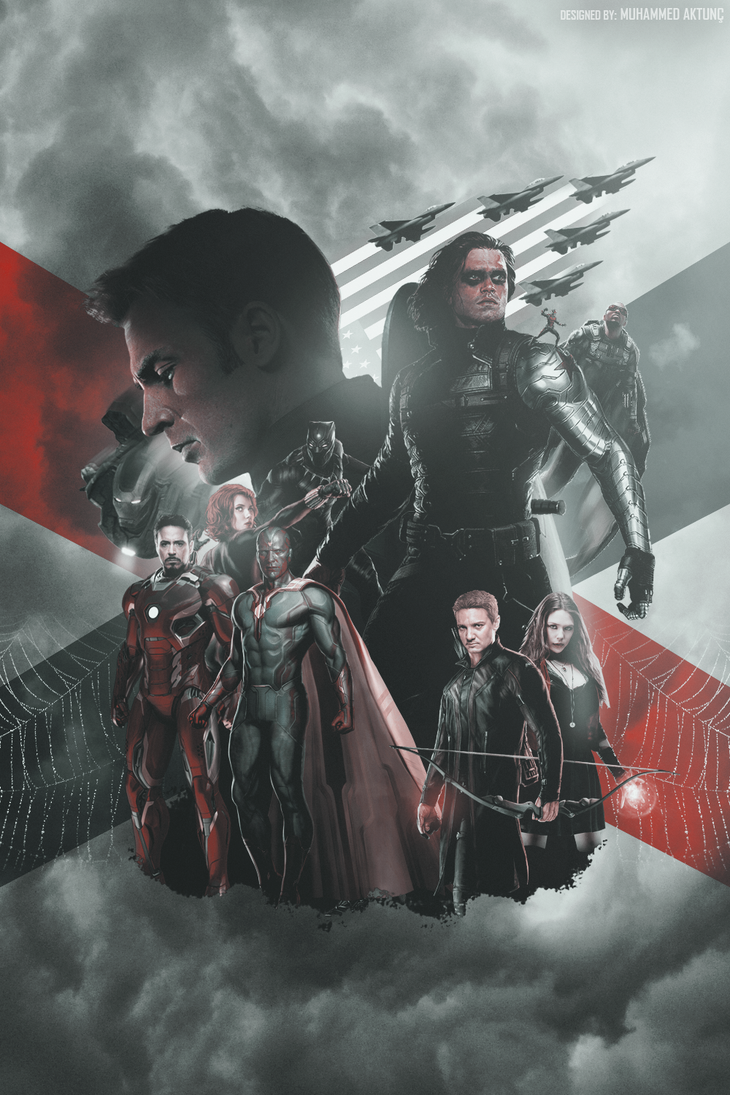 Cool Wallpaper Mobile Captain America - captain_america__civil_war___mobile_wallpaper_by_muhammedaktunc-d9tw5yb  Pictures_894020.png