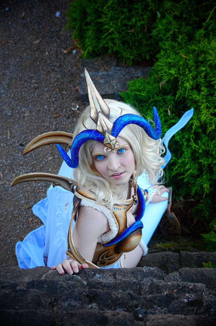 Dragon's Prophet Cosplay II by KyliaDeRais