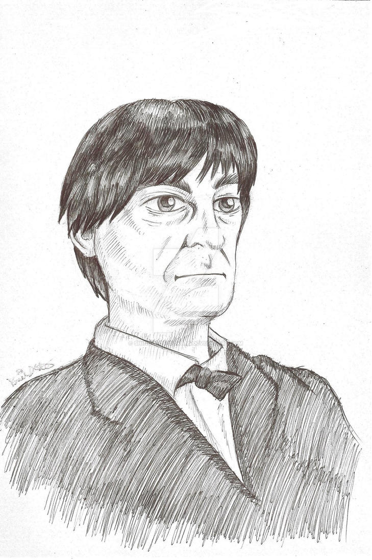 The Second Doctor by Shinobi-Of-Ookami