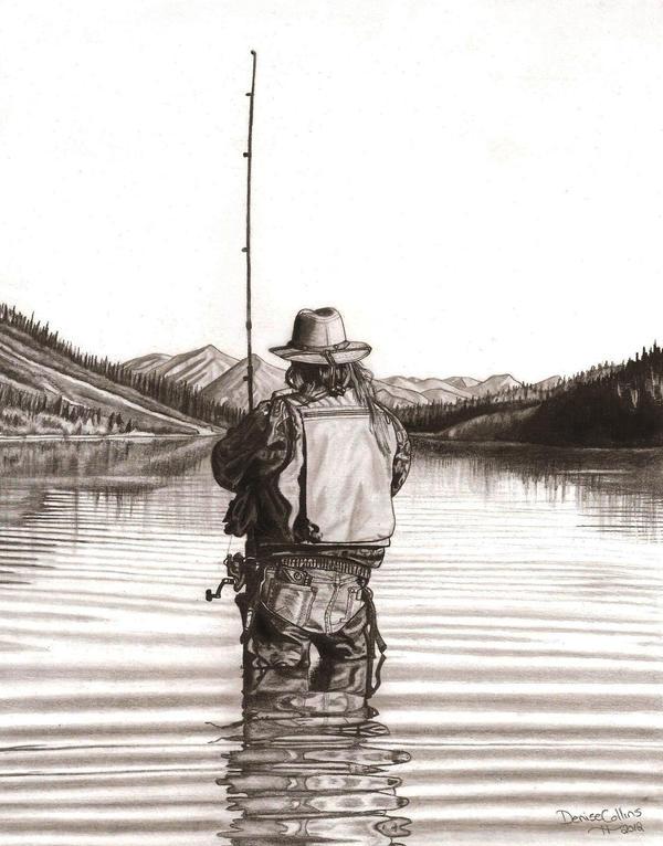 Fisherman by FlyingFancy1