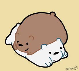 grizz and icebear