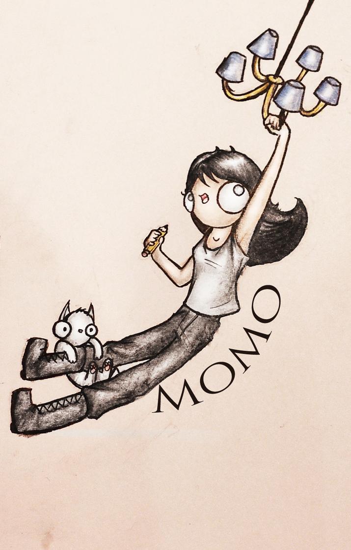Momo by EsekBazgroli