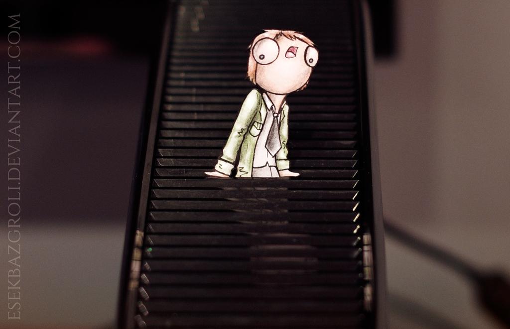 Help me I'm stuck! by EsekBazgroli