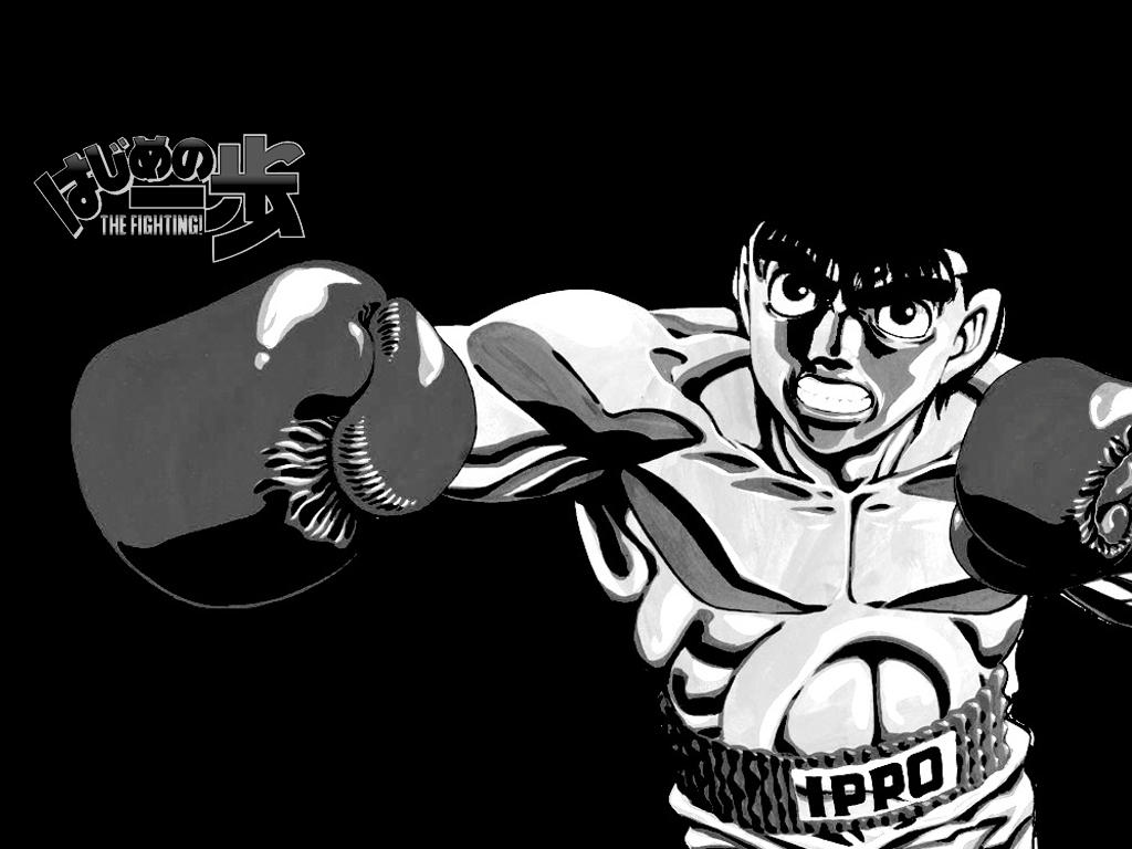 Hajime No Ippo Wallpaper By Jmugen On Deviantart