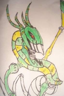 zaktan the snake