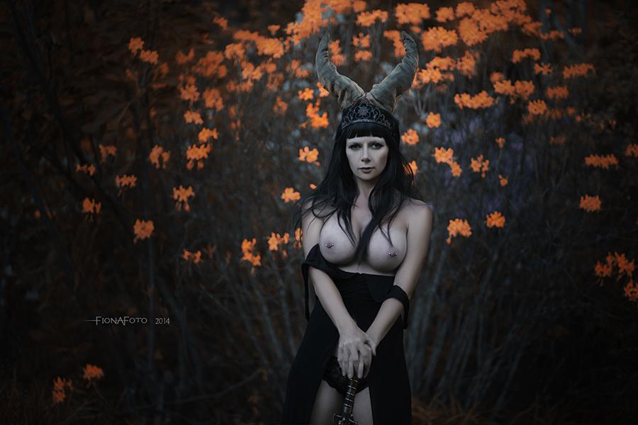 DEVILishly by fionafoto