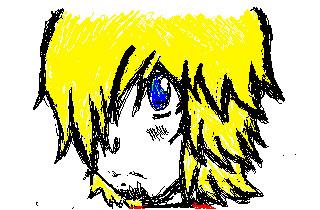 drawing in class by Riku-X99
