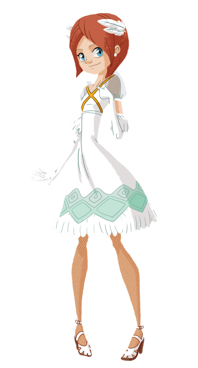 Princess Elise Redesign By Patorik On DeviantArt