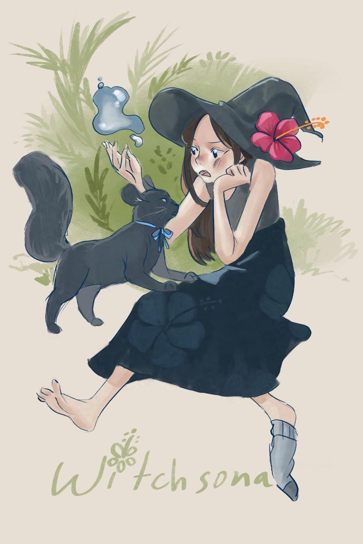 Witchsona by Lilybyte