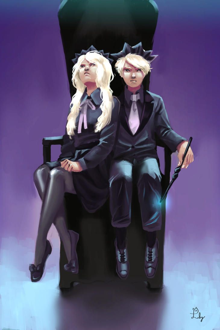Shared Throne by Lilybyte