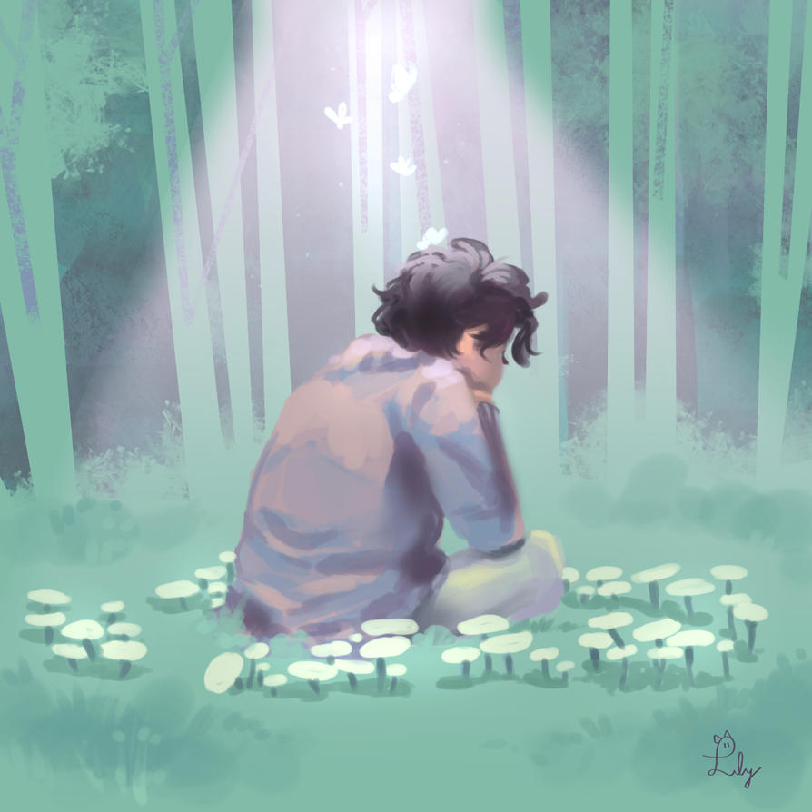 Fairy Ring by Lilybyte