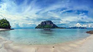 Thailand, Chicken Island. by fly10