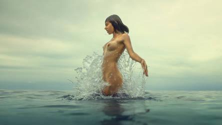 Mermaid. by fly10