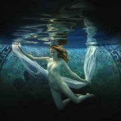 Night Bathing by fly10