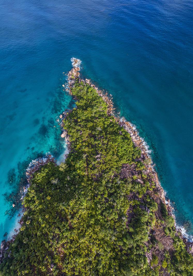 Seychelles, Anse Lazio by fly10