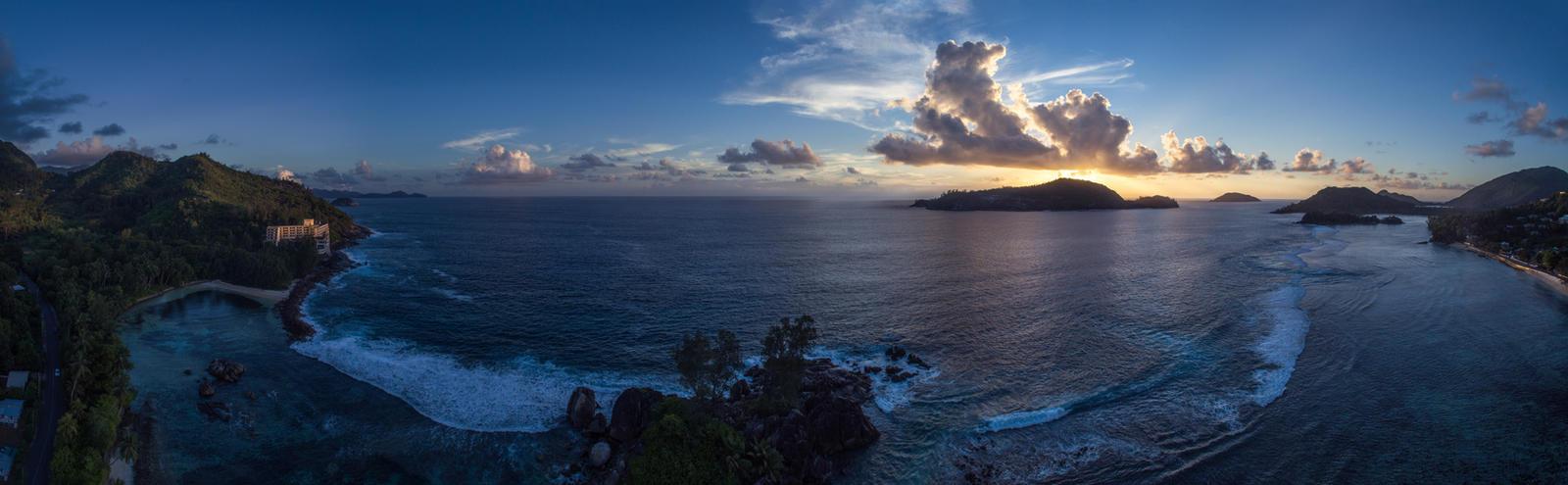 Sunset Seychelles