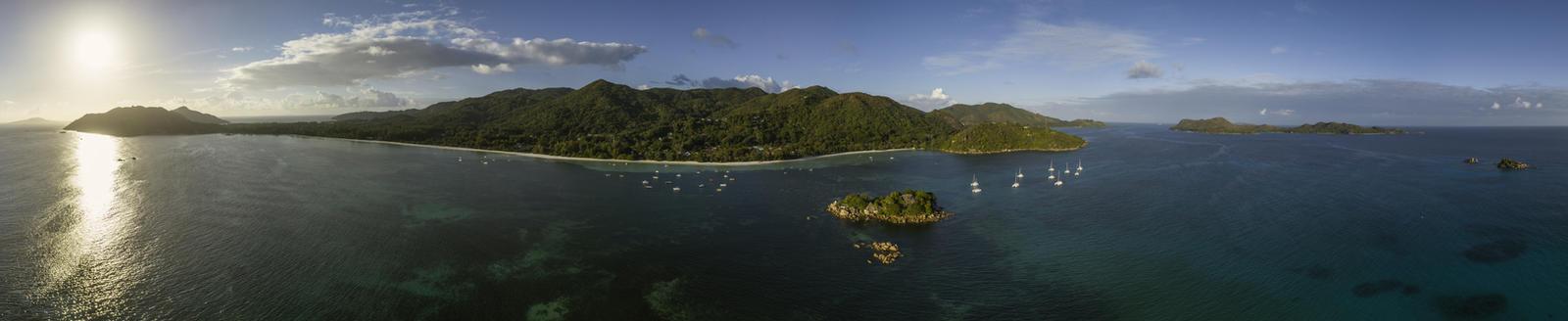 Seychelles Praslin Island by fly10