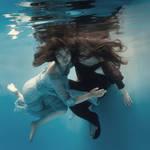 Two mermaids