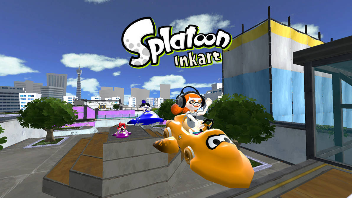 Gmod Hex Showcase - Splatoon Inkart by mrbenio on DeviantArt