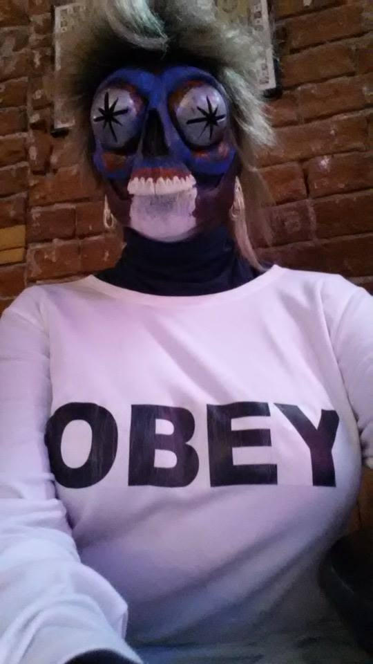 They-Live Costume-obey