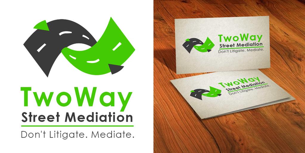 TwoWay logo 3 green by theBen93