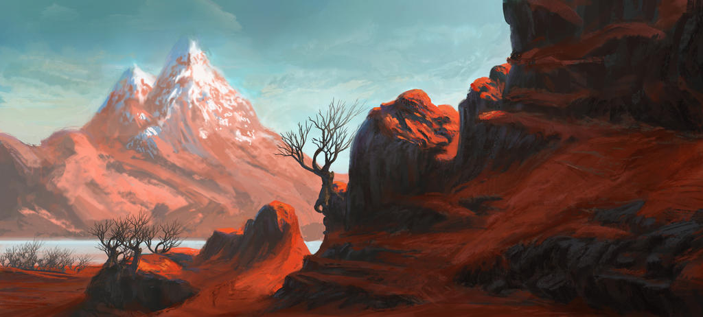 Blood Mountain by theBen93
