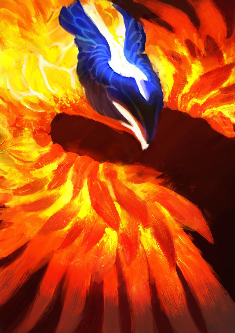 Phoenix Low by theBen93