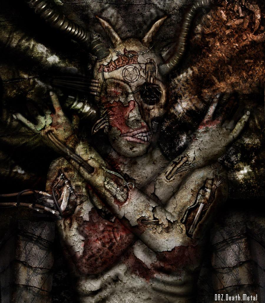 death metal by daz01 on deviantart