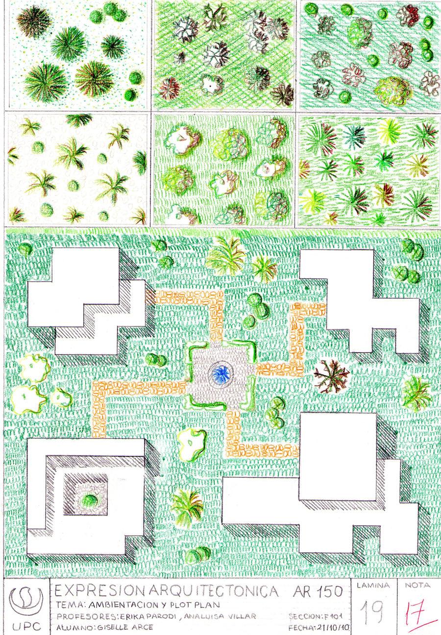 Plants and plot plan by funktion mcr on deviantart for Find plot plan online