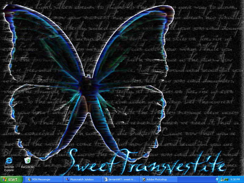 Black Butterfly by sweet-transvestite