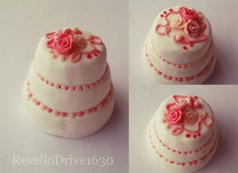 Wedding Cake Miniatures