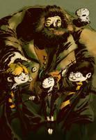Harry Potter by Yaguete
