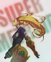 Super Metroid by Yaguete