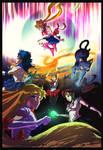 Sailor Moon - COMMISSION