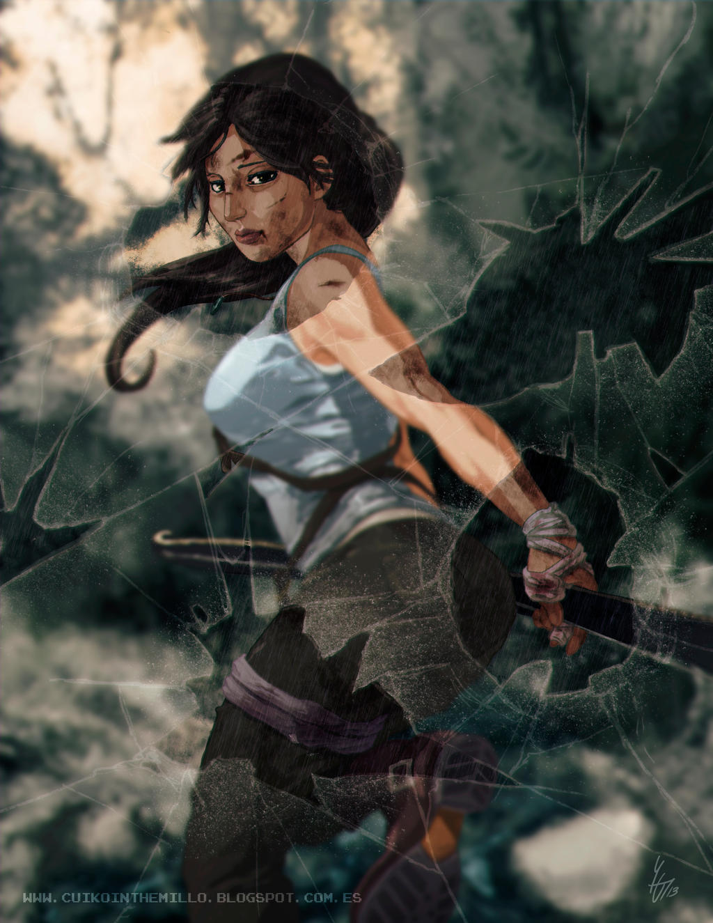 Tomb Raider Reborn - Contest - by Yaguete