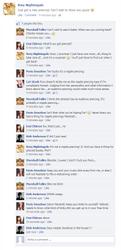 Rory's New Piercing (Facebook Adventures 1/?) by katlyn-anne