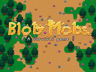 Blob Mobs by Anamaris