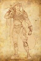 Gadriel [Commission] by Anamaris