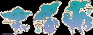 Galaxy Gremlin Body Types