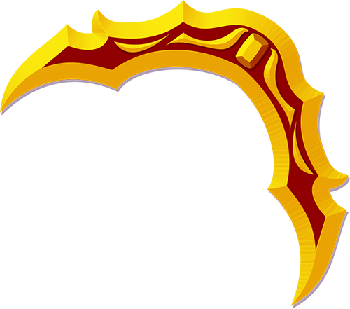 Citrine's weapon by Anamaris