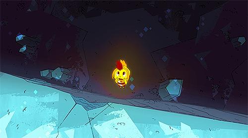 Citrine glow screenshot by Anamaris